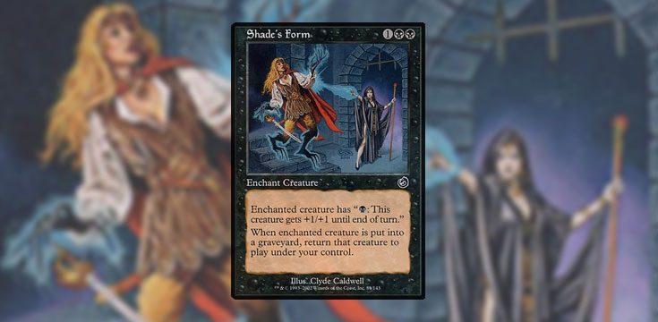 Pauper card tech Shade's Form
