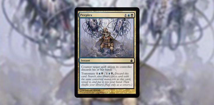 Pauper card tech Perplex