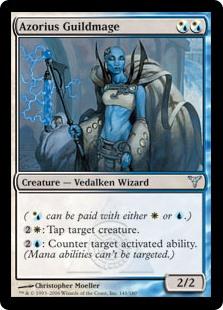 Pauper commander azorius guildmage