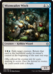 Pauper commander mistmeadow witch