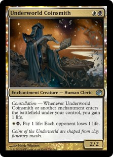 Pauper commander underworld coinsmith