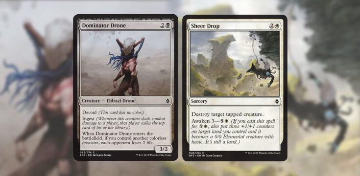 Pauper secrets - Sheer drop